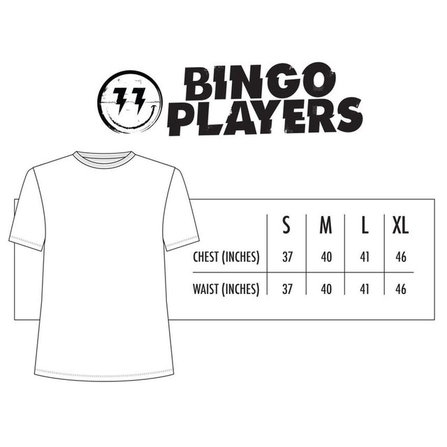 Bingo Players Hysteria Tee