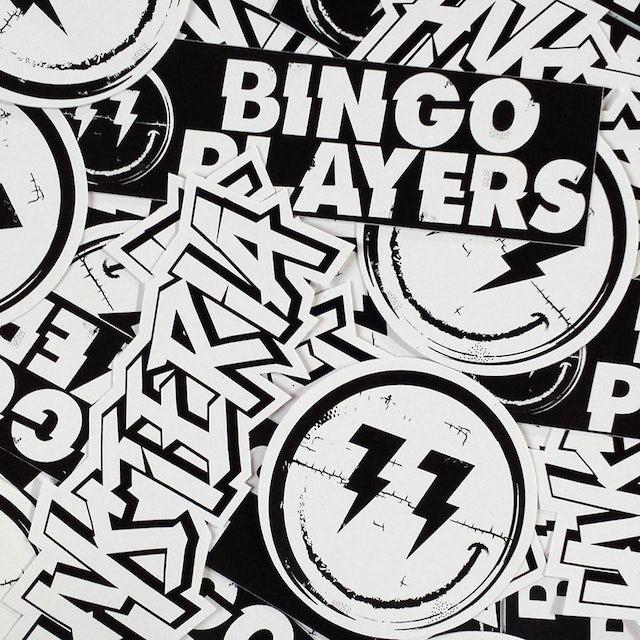 Bingo Players Smiley Tank Black