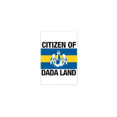 Dada Life Citizen Of Dada Land Magnet