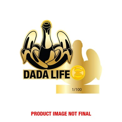 Dada Life Logo Lapel Pins