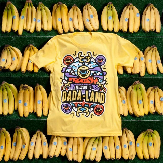 Dada Life WELCOME TO DADA LAND TOUR TEE