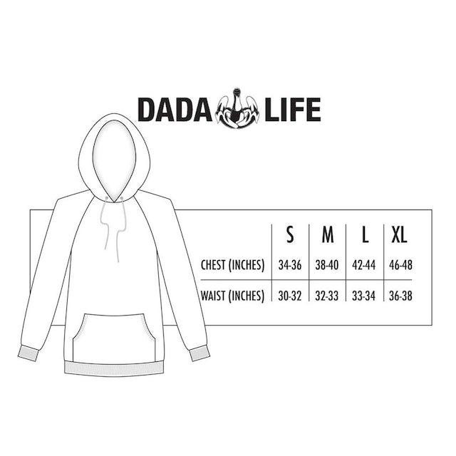 Dada Life SO MUCH DADA HOODIE