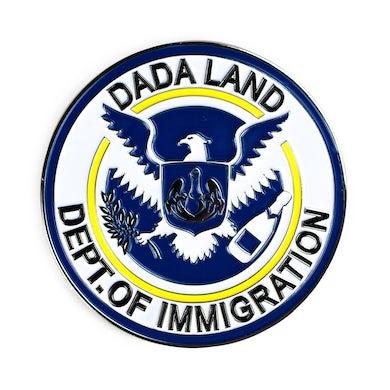 Dada Life Limited Edition Dada Land Passport Pins