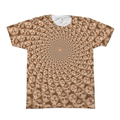 Dada Life Compound Evolved All Over Print Tee