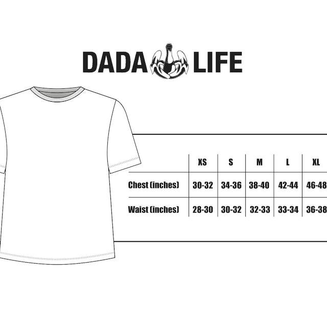 Dada Life GO BNNS! TEE // GREY