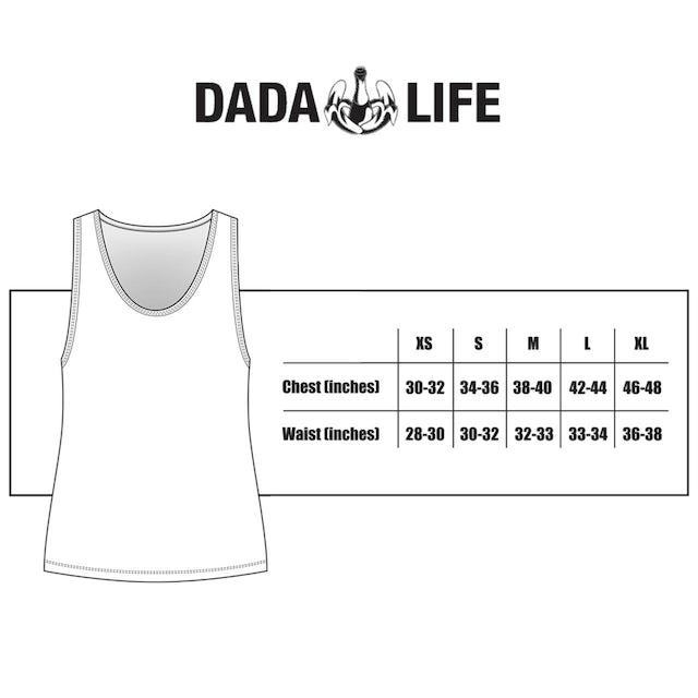Dada Life KOTEMF TANK TOP // RED