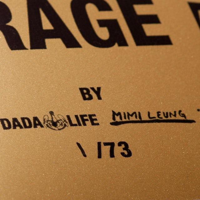 Dada Life BORN TO RAGE LIMITED EDITION TEE