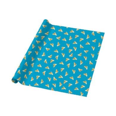Dada Life Banana Emoji Wrapping Paper
