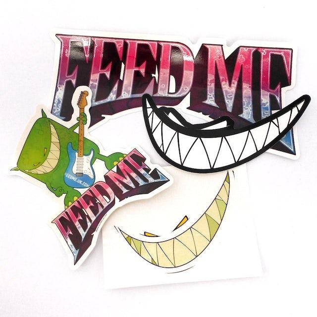 Feed Me // Tye Dyed Grin