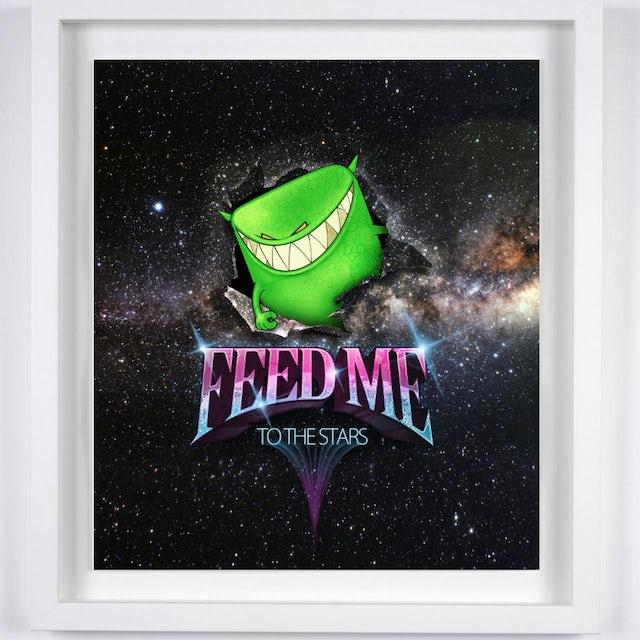 Feed Me Fine Art Print // To the Stars