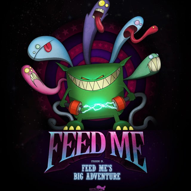 Feed Me Fine Art Print // Big Adventure