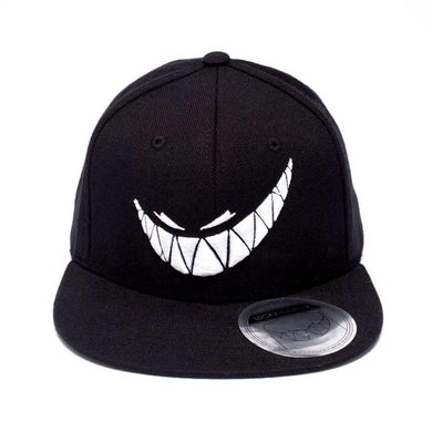 Feed Me Hat // Snapback Teeth 2.0