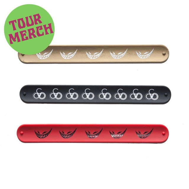 Feed Me // Sotto Voce Snap Bracelet Pack