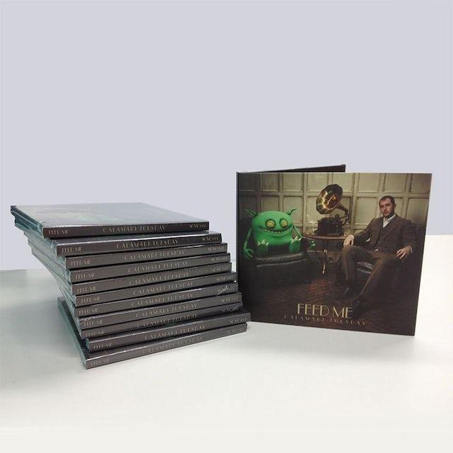 Feed Me // Calamari Tuesday CD