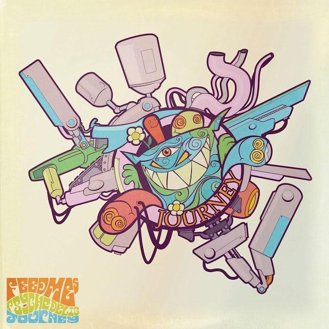 Feed Me Psychedelic Journey EP Fine Art Print (Vinyl)