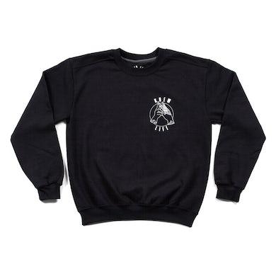 Krewella   Emblem Krewneck Sweatshirt