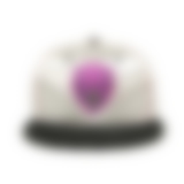 Krewella SNAPBACK HAT // SILVER