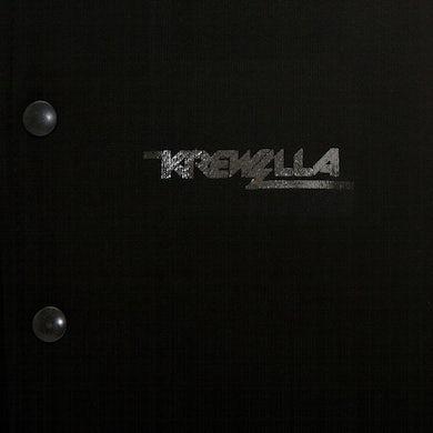 Krewella LIMITED EDITION KILLIN' IT BEAR WITH CHAIN VARSITY JACKET