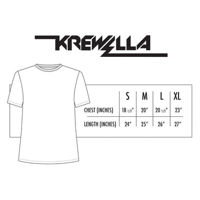 Krewella TEE // DOPEST DOPE