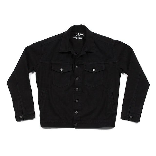 Krewella | Skull Veil Denim Jacket