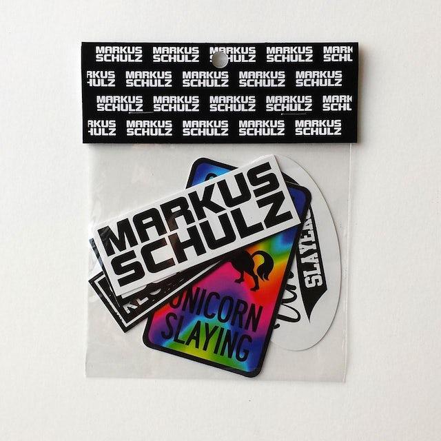 Markus Schulz Sticker Pack