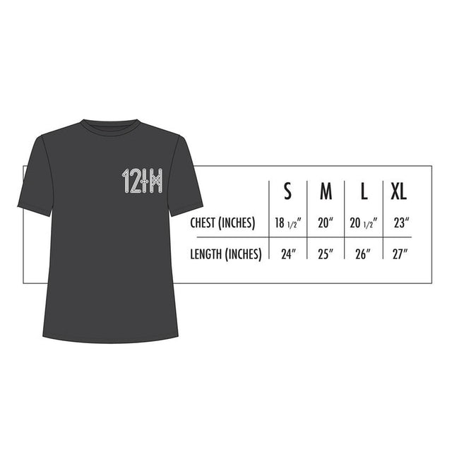 Smog Records 12th Planet Small Logo Shirt