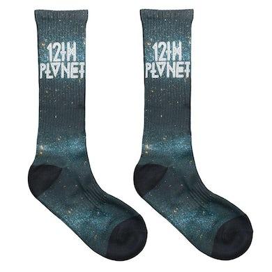 Smog 12th Planet Galaxy Socks
