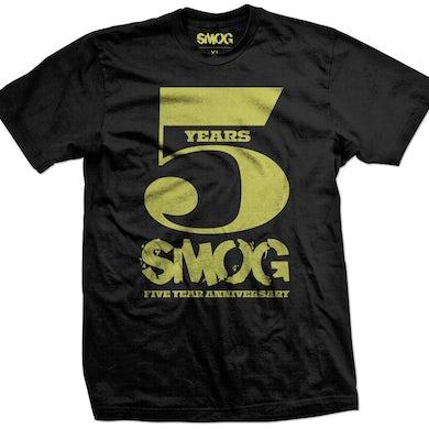 Smog 5 Year Anniversary Shirt