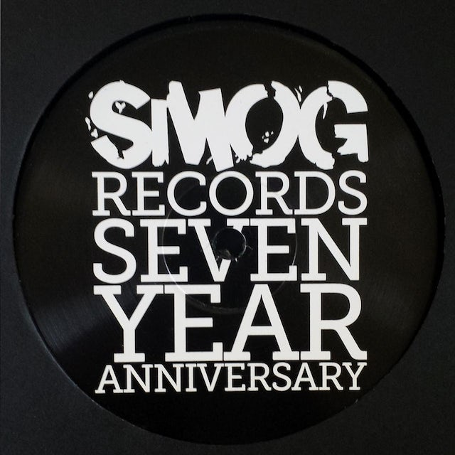 Smog Records 7 Year Anniversary Vinyl