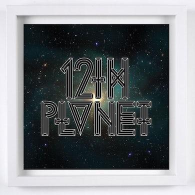 Smog 12th Planet Logo Fine Art Print