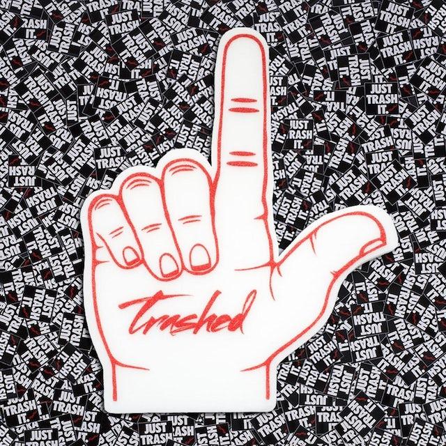 Tommy Trash Trashed Foam Finger