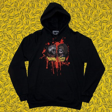 Tommy Trash Hounds of Hell Tour Hoodie