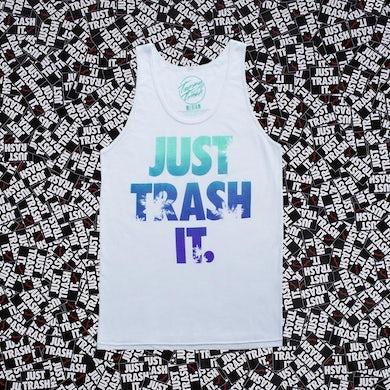 Tommy Trash Just Trash It Gradient Tank Top