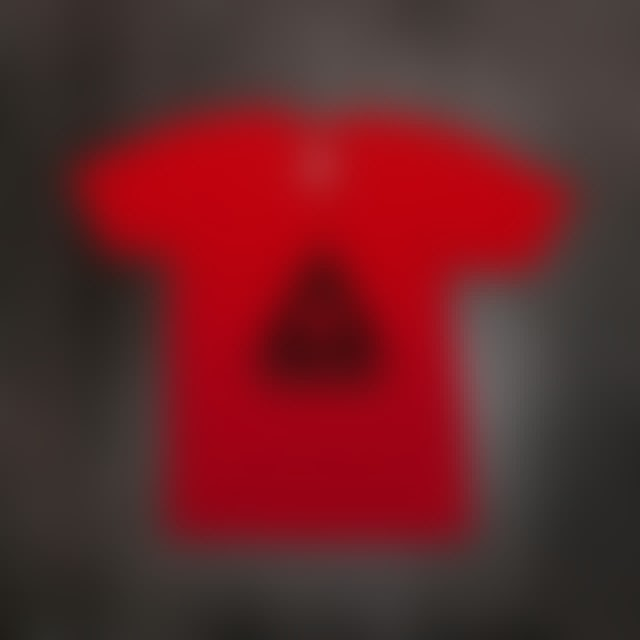 Tritonal LOGO V-NECK | RED