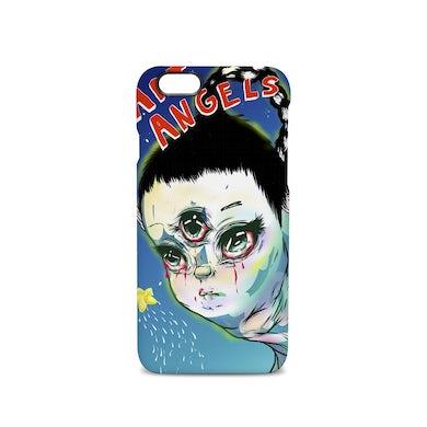 Grimes Art Angeles iPhone Case