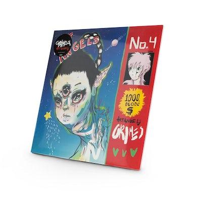 Grimes Art Angels Vinyl