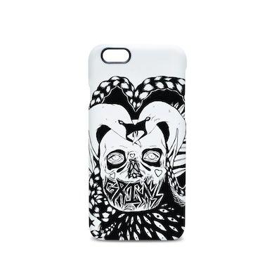 Grimes Halfaxa 2 iPhone Case
