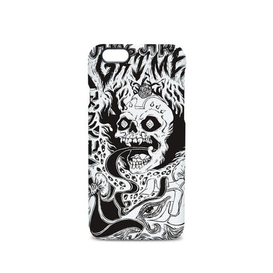 Grimes Visions iPhone Case