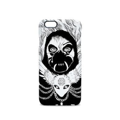 Grimes Halfaxa iPhone Case