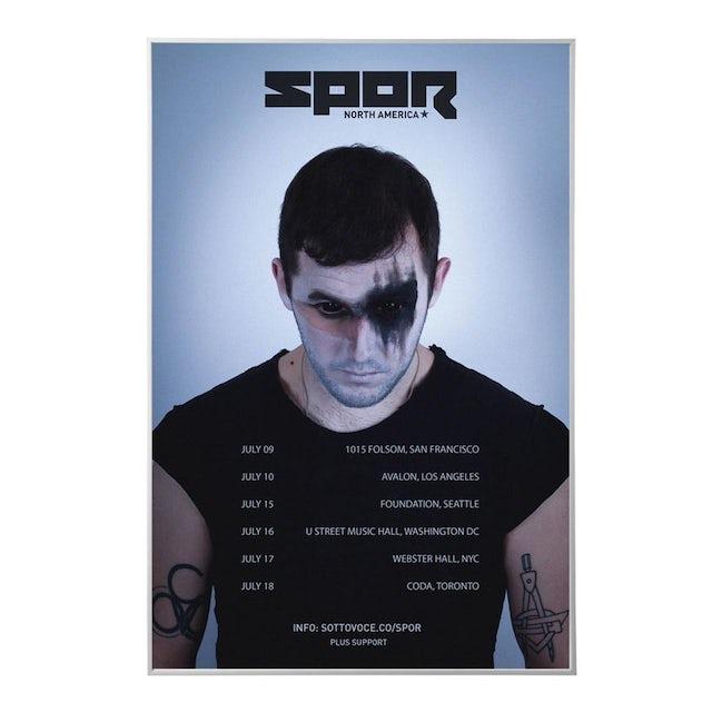 Spor U.S. Tour Poster