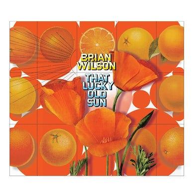 "Brian Wilson ""That Lucky Old Sun"" Vinyl LP"