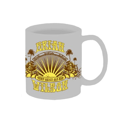 "Brian Wilson ""That Lucky Old Sun"" Ceramic Coffee Mug ON SALE!"