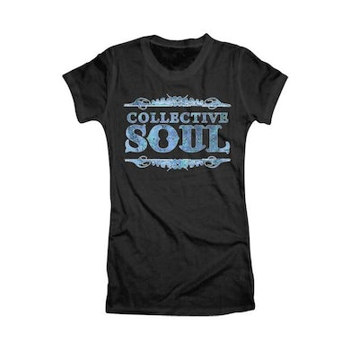 Collective Soul Women's Map Tee