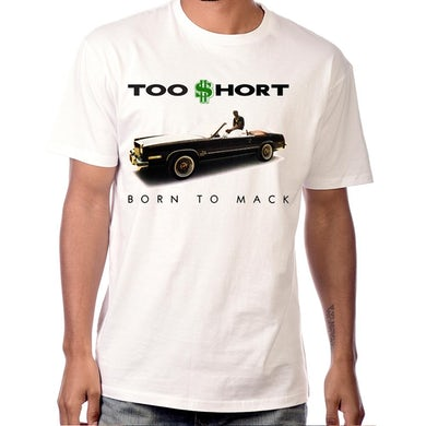 """Born To Mack"" T-Shirt"