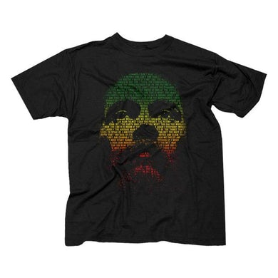 "Damian Marley ""Lyric Face"" T-Shirt"