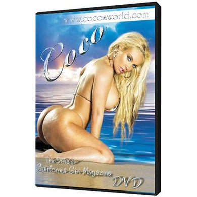 Coco The Official California Girl Magazine DVD