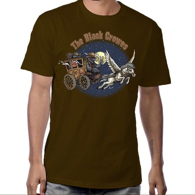"""""""Stage Coach"""" T-Shirt"""