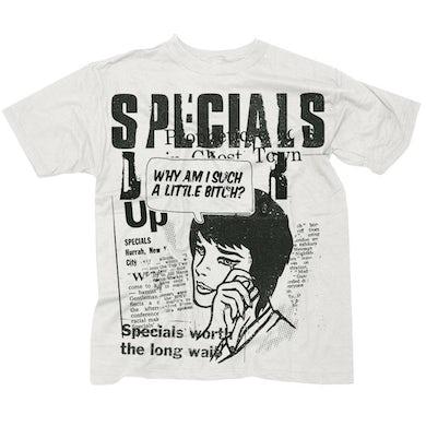 """The Specials """"Little Bitch"""" T-Shirt"""