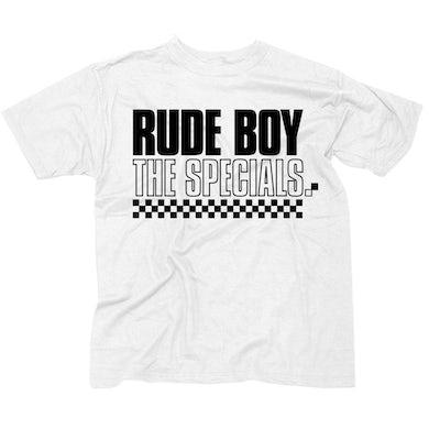 "The Specials ""Rude Boy"" T-Shirt"