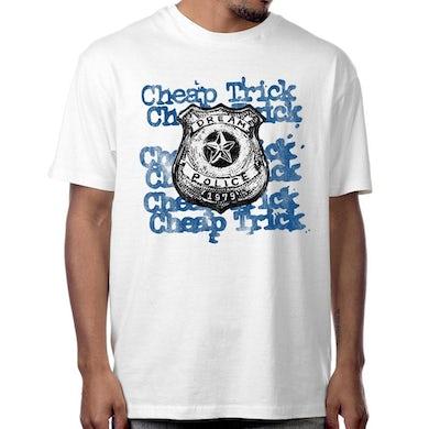 """Cheap Trick """"Dream Police"""" T-Shirt"""